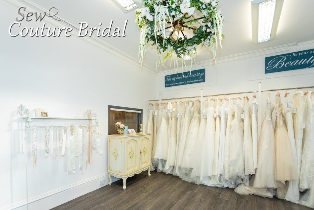 Sew Couture Bridal interior